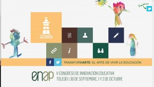 The V edition of ENAP was a big success. The aim, again, to lear to teach. This year it focused on art and creativity